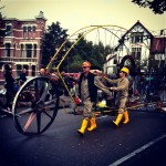 3 oktober optocht watermachine