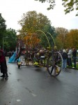 3 oktober optocht machine